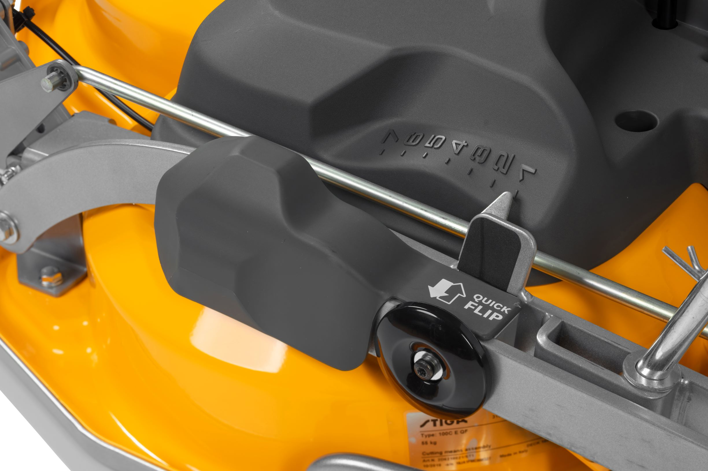Stiga Park Multiclip Combi Pro 3 EL maaidek 110 cm QF