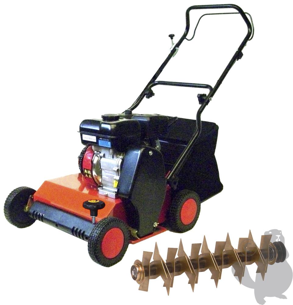 Lazer S393B verticuteermachine