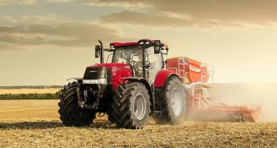 Case IH tractoren