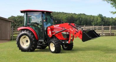 Branson tractoren